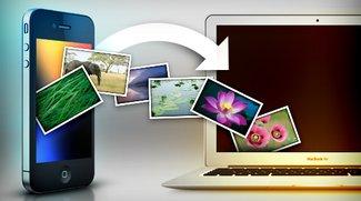 Fotos von iPhone und iPad auf den Mac übertragen - So wird's gemacht
