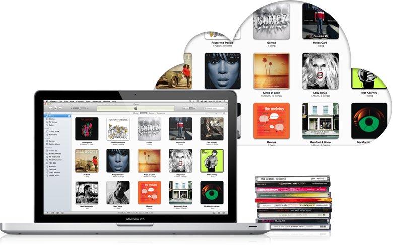 iTunes 10.5.1: Apple veröffentlicht finale Version mit iTunes Match