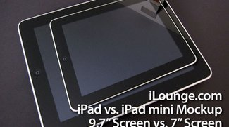 Neue Gerüchte: iPhone 5 mit 4 Zoll und iPad Mini mit 7-Zoll-Display