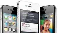iPhone 4S: Doppelt so hoher Datenverbrauch wie der Vorgänger