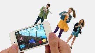 iPod touch: Neuer Werbespot fürs Weihnachtsgeschäft