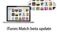 iTunes Match: Entwickler testen zweite Beta von iTunes 10.5.1 und iTunes Match für Apple TV