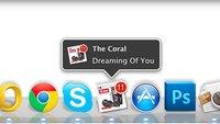 Zwei iTunes-Tipps: Cover-Grafik im Dock und Titel-Benachrichtigungen