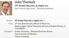 Verlorener iPhone-Prototyp: Apples Sicherheitschef verlässt Unternehmen