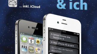 """Verlosung: Eines von fünf Büchern """"Mein iPhone &amp&#x3B; ich"""" zu gewinnen"""