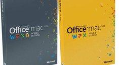Office 2011: Microsoft veröffentlicht Service Pack 2