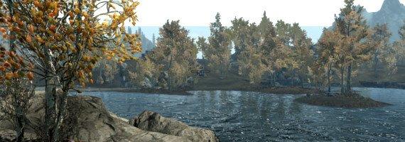 Realistic Water Textures für Skyrim