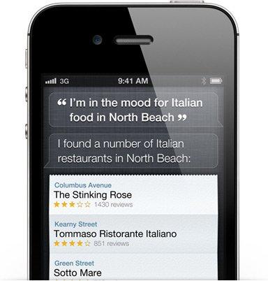 Mit iOS 5.1: Neue Funktionen für Siri