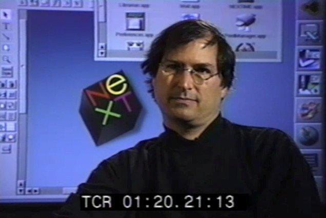 Steve Jobs NeXT 1995