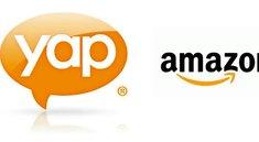 Amazon: Übernahme von Spracherkennungssoftware-Entwickler Yap