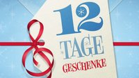 Für 12 Tage: Die iTunes-Geschenke sind zurück