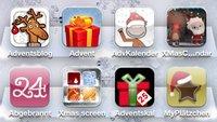 Adventskalender-Apps: Türchen auf dem iPhone öffnen