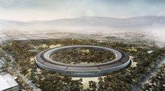 Apple zeigt aktualisierte Renderings und Pläne vom neuen Campus