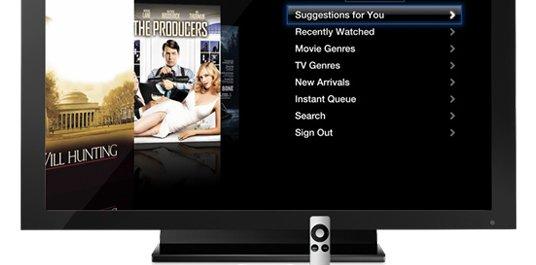 Apple-Fernseher: Patent befasst sich mit digitaler Videorekorder-Funktion