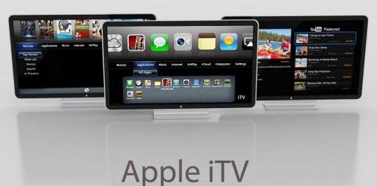 Apple-Fernseher: Verkaufsstart angeblich erst 2013 - Displays sollen von Sharp stammen