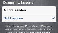 Schnüffelsoftware auf Smartphones: iOS 5 gering betroffen