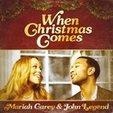 "Mariah Carey: Clip zur Weihnachtssingle ""When Christmas Comes"" feat. John Legend [Video]"