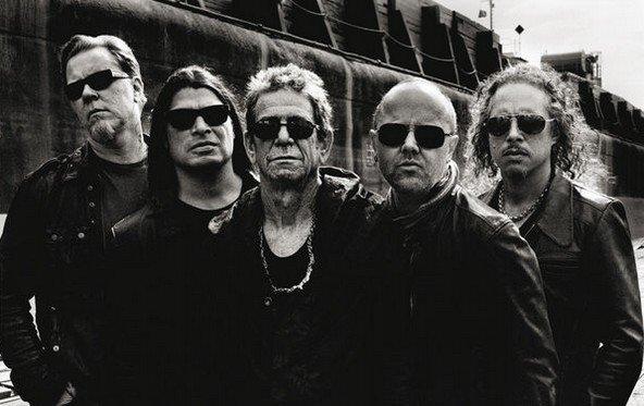 Metallica &amp&#x3B; Lou Reed &amp&#x3B; Darren Aronofsky - Das The View-Video vom Black Swan-Regisseur