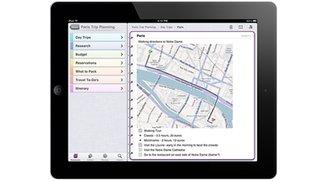 Microsoft OneNote: Jetzt auch als iPad-Version (Update)