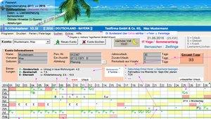 SL-Urlaubsplaner