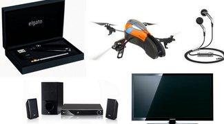 Elgato EyeTV inkl. Schweizer Taschenmesser, AR.Drone und weitere Amazon-Winterangebote