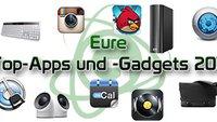Die GIGA-Top-Apps und -Gadgets 2011: Die Gewinner