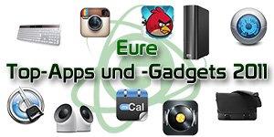 Die GIGA-Top-Apps und -Gadgets 2011: Abstimmung läuft