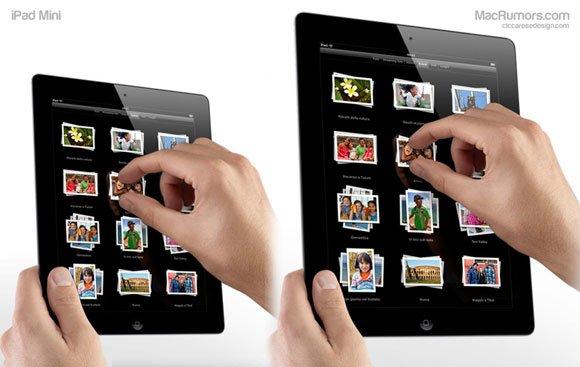 Neue iPad-mini-Gerüchte: Apple soll Produktion in Auftrag gegeben haben