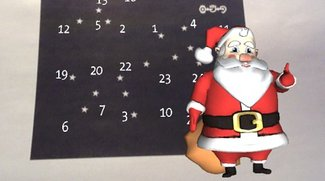 iPhone-App: Der Augmented Reality-Adventskalender