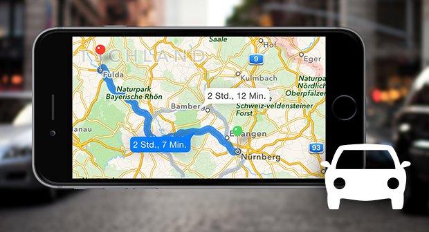 Navi-Apps für iPhone: Die Top-Lösungen im Überblick