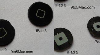 Gerüchteküche: Bilder von iPad-3-Home-Button - Gerüchte-Rückblick 2011