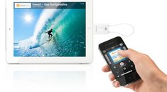 TV auf iPad: tizi go mit Remote-App (inklusive Siri)