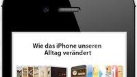 Infografik: iPhone im Alltag