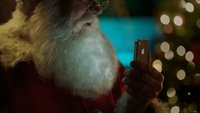 Santa: Neuer iPhone 4S-Werbespot