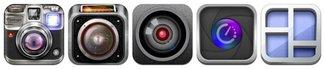 Für iPhoneographen: Vintage Camera Pro, Snappr, Decim8, Slowshutter, Frametastic