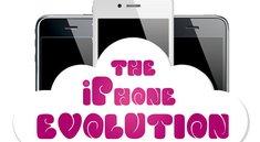 Infografik: The iPhone Evolution