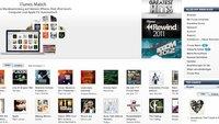 iTunes Match: Apples Cloud-Musik-Angebot jetzt auch in Deutschland erhältlich