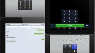 PhoneIt-iPad: Mit dem iPad 3G telefonieren und SMS verschicken [Cydia]