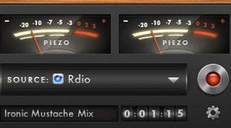 Audio Recorder: Piezo ist klein und fein und supereinfach