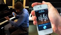 Vid of the Day: Siri spielt Klavier