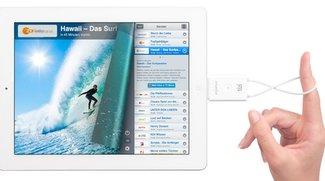 equinux tizi go: DVB-T-Empfänger für das iPad 2