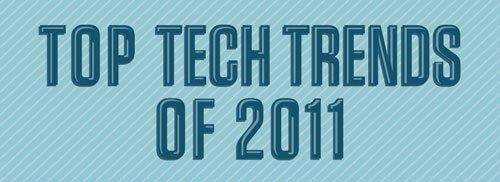 Top Tech Trends 2011