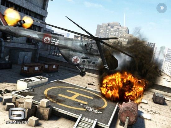Modern Combat 3: Trailer des Ego-Shooters