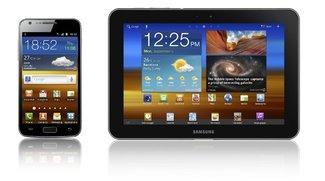 Samsung wird auf der IFA das Galaxy S2 LTE und das Galaxy Tab 8.9 LTE vorstellen