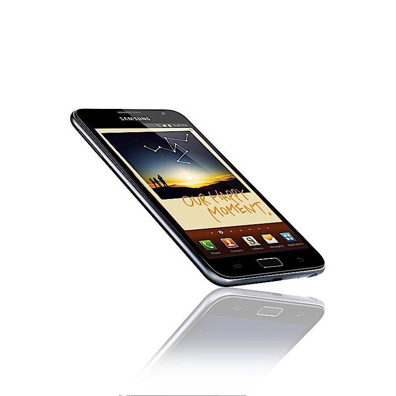 IFA 2011: Samsung Galaxy Note vorgestellt