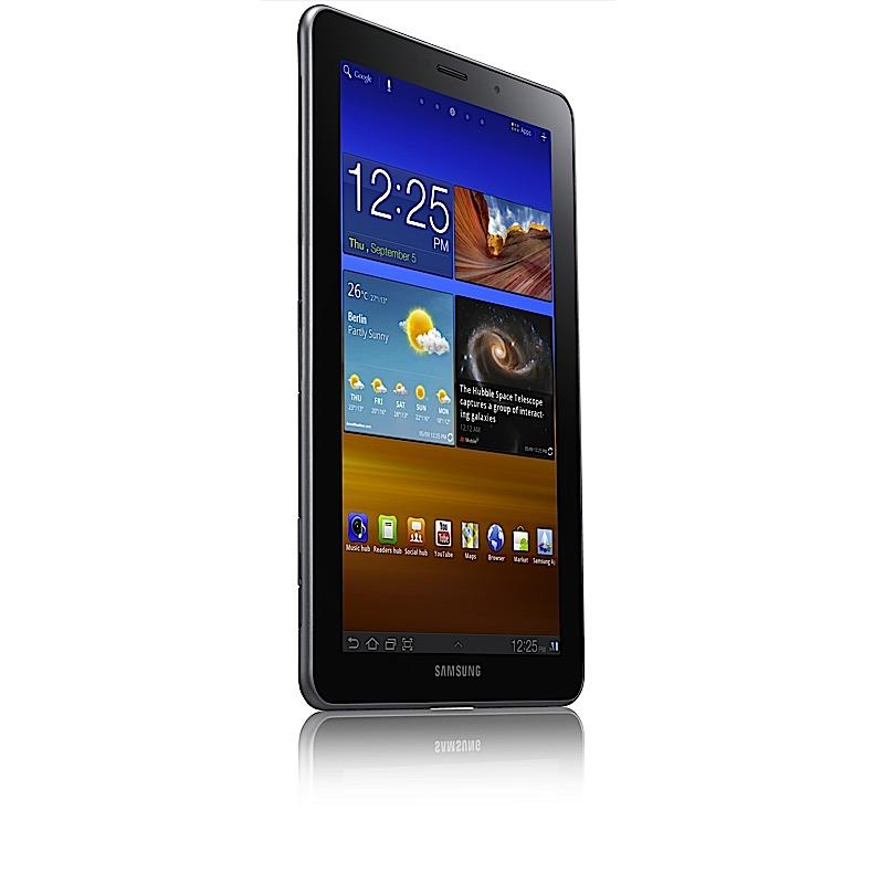 IFA 2011 Samsung Galaxy Tab 77 Vorgestellt GIGA