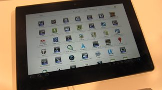 IFA 2011: Sony Tablet S Hands-On [Update: Jetzt mit Video!]