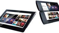 Sony Tablet P und Tablet S offiziell vorgestellt
