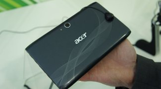 IFA 2011: Acer Iconia Tab A100 Hands-On [Update: Jetzt mit Video!]