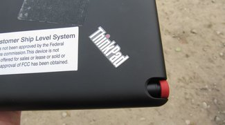 IFA 2011: Lenovo Thinkpad Tablet Hands-On